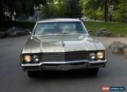 Buick: Skylark LEATHERETTE CHAMPAGNE for Sale
