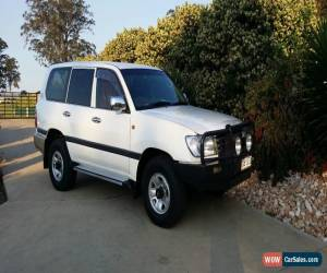 Classic Toyota Landcruiser GXL (4x4) (2003) 4D Wagon Manual (4.2L - Diesel Turbo... for Sale