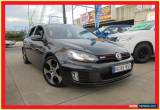 Classic 2010 Volkswagen Golf VI MY10 GTi Grey Automatic A Hatchback for Sale