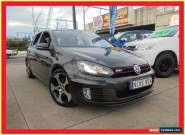 2010 Volkswagen Golf VI MY10 GTi Grey Automatic A Hatchback for Sale
