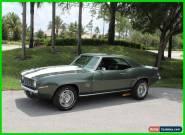 1969 Chevrolet Camaro 396 4 Speed for Sale