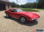 1971 Chevrolet Corvette BASE for Sale