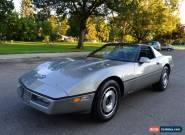 1984 Chevrolet Corvette 2 DR COUPE for Sale