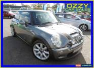 2005 Mini Cooper R53 Upgrade II S JCW Silver Manual 6sp M Hatchback for Sale
