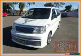 Classic 2000 Nissan Elgrand E50 White Automatic 4sp A Wagon for Sale