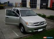2005 Toyota Hilux Ute for Sale