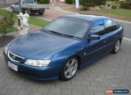 COMMODORE VY BERLINA Dual Fuel  for Sale