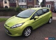 2009 Ford Fiesta 1.2 Style 5Dr 34K  NO RESERVE AUCTION for Sale