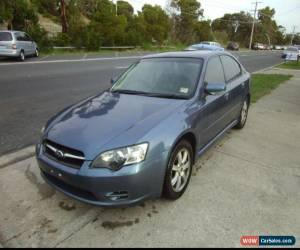 Classic 2005 Subaru Liberty Sedan for Sale