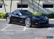2011 Chevrolet Corvette ZR1 for Sale