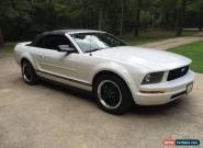 2007 Ford Mustang Convertible for Sale