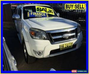 Classic 2011 Ford Ranger PK XLT (4x4) White Automatic 5sp A Dual Cab Pick-up for Sale