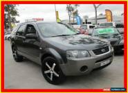 2007 Ford Territory SY TX Grey Automatic 4sp A Wagon for Sale
