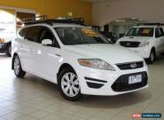 2010 Ford Mondeo MC LX Tdci White Automatic 6sp A Wagon for Sale