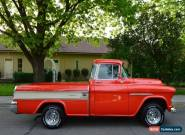 1955 Chevrolet Other Pickups CAMEO PICKUP for Sale