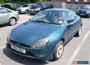 1999 FORD PUMA 1.4 16V GREEN for Sale