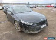9 / 2015 FORD FGX XR6 TURBO UTE 6 SPEED MANUAL STAT WRITEOFF ONLY 17KM REPOWER ! for Sale