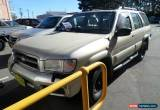 Classic 1999 Nissan Pathfinder Ti 4x4 for Sale