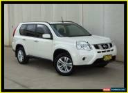 2013 Nissan X-Trail T31 Series 5 ST (FWD) White Automatic A Wagon for Sale