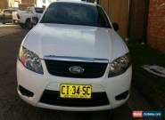 Ford Falcon Sedan 2010 Ex Taxi LPG (12 Months Rego) NO Reserve Price for Sale