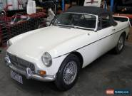 1968 MG B MARK 2 Roadster Manual 4sp M Roadster for Sale