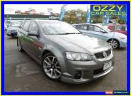 2012 Holden Commodore VE II MY12 SS-V Grey Automatic 6sp A Sportswagon for Sale
