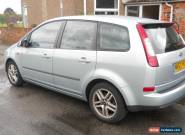 1.8 ZETEC FORD C-MAX SPARES OR REPAIRS / PROJECT.. for Sale