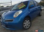 2008 Nissan Micra K12 Blu Cosmo Automatic 4sp A Hatchback for Sale