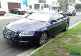 Classic NO RESERVE AUCTION. Audi A6  for Sale