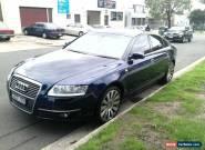NO RESERVE AUCTION. Audi A6  for Sale