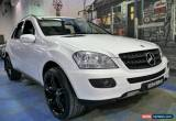 Classic 2006 Mercedes-Benz ML280 CDI W164 White Automatic 7sp A Wagon for Sale