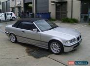 BMW E36 328I 1999 CONVERTIBLE AUTO INDIVIDUAL VERY STRAIGHT AND GOOD PAINT for Sale