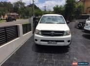 Toyota Hilux 2006 SR Automatic with full set up ready for work for Sale