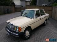 Mercedes-Benz: 200-Series 280E: NO RESERVE! (Ships to Canada/US) for Sale