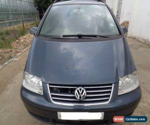 Classic 2005 VOLKSWAGEN SHARAN DIESEL ESTATE 1.9 TDI SE 115 5DR 5 SPEED MANUAL for Sale