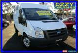 Classic 2008 Ford Transit VM MY08 Mid (MWB) White Manual 6sp M Van for Sale