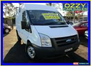 2008 Ford Transit VM MY08 Mid (MWB) White Manual 6sp M Van for Sale