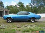 1971 Chevrolet Chevelle for Sale