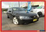 Classic 2007 Ford Falcon BF Mk II XT Black Automatic 4sp A Sedan for Sale