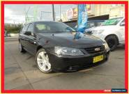 2007 Ford Falcon BF Mk II XT Black Automatic 4sp A Sedan for Sale