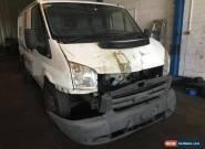 2008 FORD TRANSIT SWB DAMAGED  -  NO RESERVE for Sale