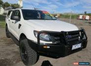 2011 Ford Ranger PX XL White Manual 6sp M 4D UTILITY for Sale