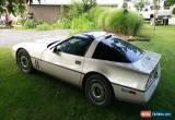 Classic 1986 Chevrolet Corvette for Sale
