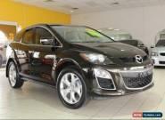 2011 Mazda CX-7 ER1032 Luxury Black Automatic ACTIVEMATIC SPORTS Wagon for Sale