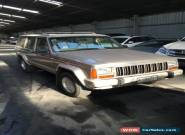 1995 Jeep Cherokee Limited Gold Wagon for Sale