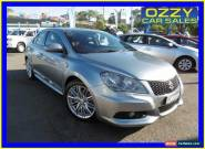 2011 Suzuki Kizashi FR Sport AWD Grey Automatic A Sedan for Sale