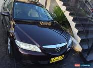 Mazda 6 Classic (2005) 4D Wagon Automatic (2.3L - Multi Point F/INJ) 5 Seats for Sale