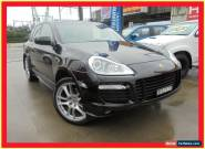 2008 Porsche Cayenne 9PA MY09 GTS Black Automatic A Wagon for Sale