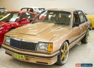 1978 Holden Commodore VB SL Gold Automatic 3sp A Sedan for Sale