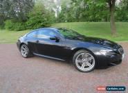 2005 BMW M6 BLACK for Sale